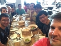 Group lunch - July 1, 2015