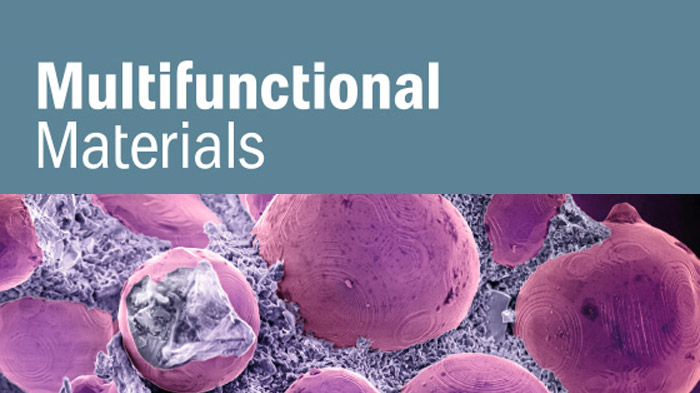 "New Journal ""Multifunctional Materials"" publishes its inaugural issue."